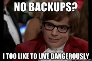 Storing Backups Locally? You have no Backups!