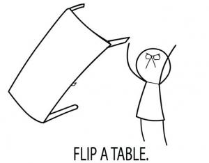 flip that table!